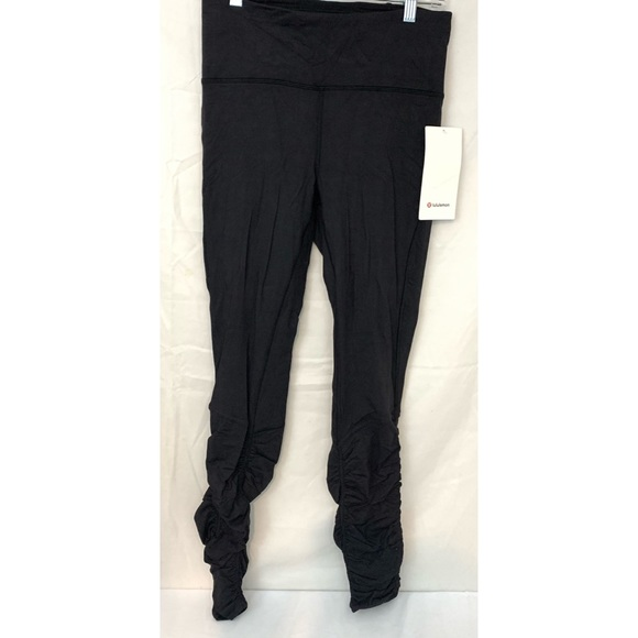 lululemon athletica Pants - Ready to Rulu Leggings tights black High rise